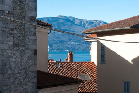 Your home in Italy - Laveno - Lejlighed