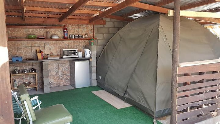 Aberdeen Self Catering - Luxury Tent