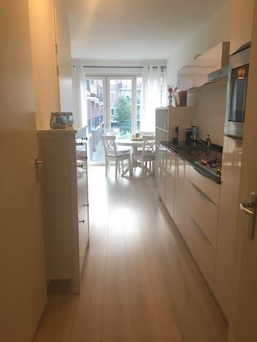 Beautiful apartment in Haarlem city