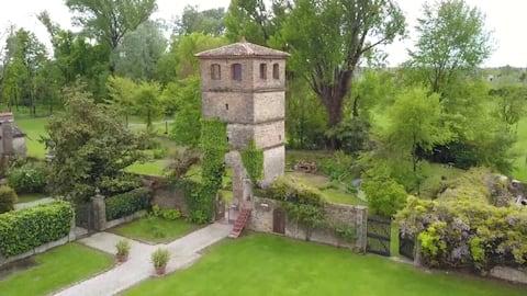 La Torre: detached apartment in Villa