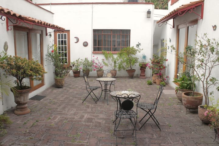 Loft Mariposas in Coyoacan