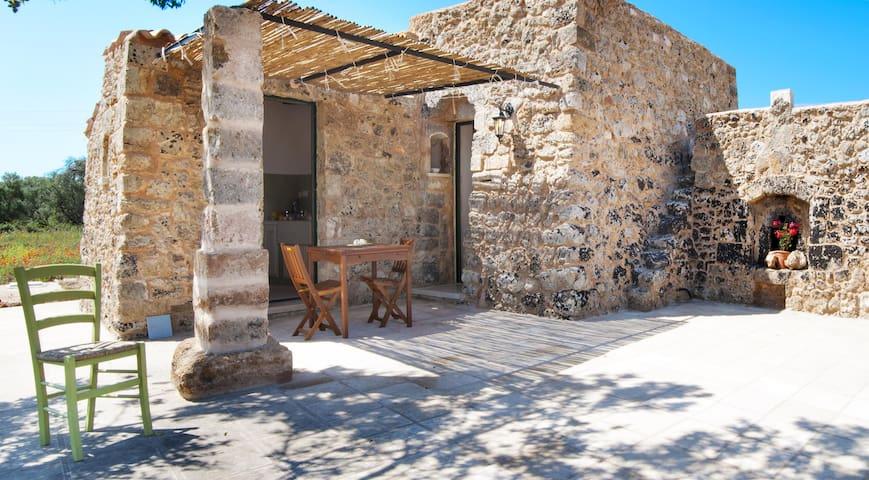 469 Characteristic House in Salve - Provincia di Lecce - Apartamento