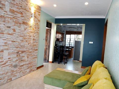 Lovely 2 bedroom condo in  residential Buziga West