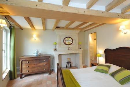 Maison Chantevigne - Logis Vigneron - Le Puy-Notre-Dame