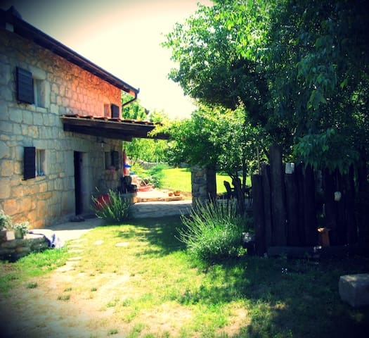 beautiful house in Gorica