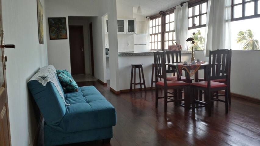 Apartamento temporada 03 - São Luís