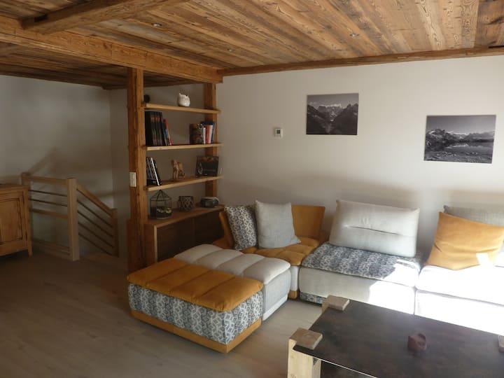 Maison Triplex de 90 m² au cœur d'Argentière