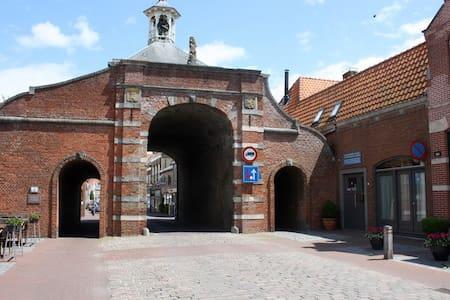 Mooi en rustig gelegen appartement - Aardenburg