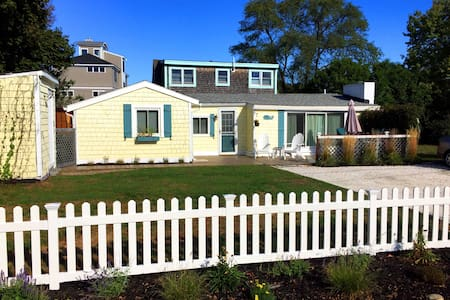Charming Beach Cottage on Plum Island, Newburyport - Newbury