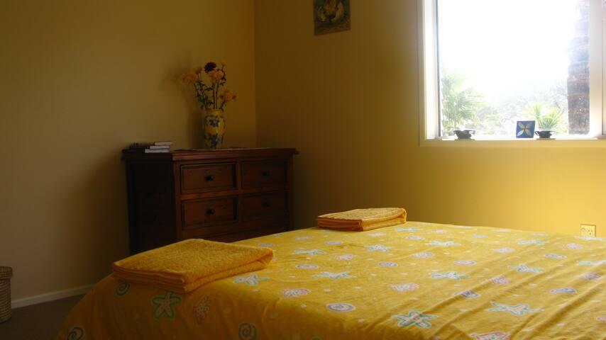The bedroom!!