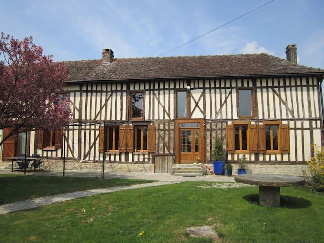 B & B typique dans village calme F - Dosches - 家庭式旅館