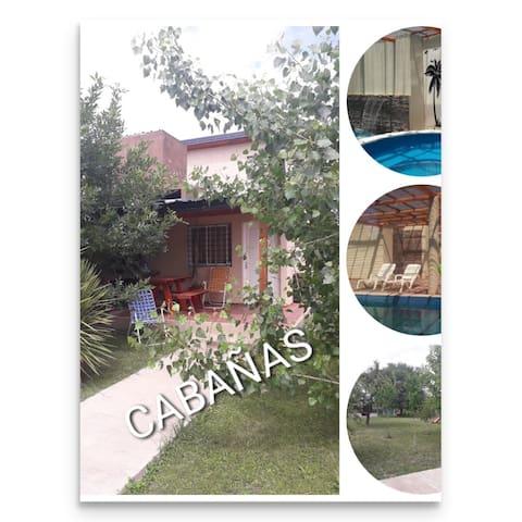 Eluney lofts con piscina Cubierta climatizada
