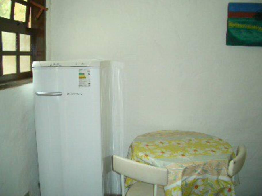 Sala - geladeira