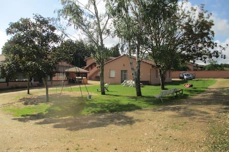Maison des grands chênes - Montpon-Ménestérol