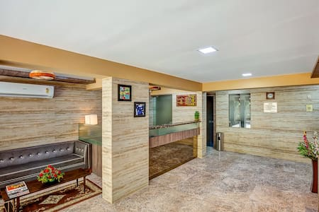 2 Bedroom Hall Kitchen Deluxe Suite in Apartment - Мумбаи