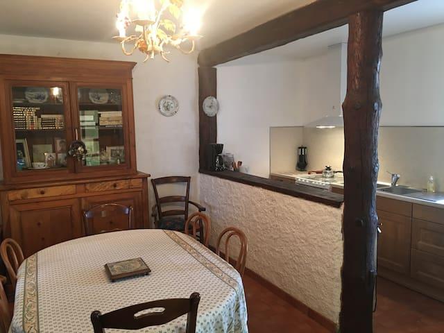 T3  82 m² + garden in house - Marcorignan - Rumah