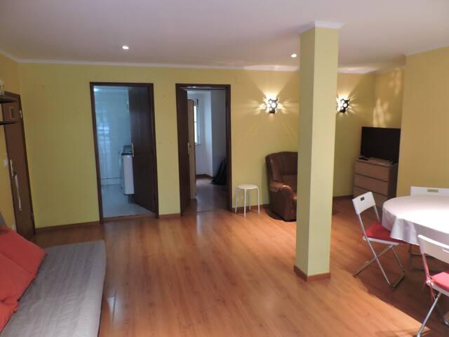Cozy Central Apartament in first floor - Lisboa - Byt