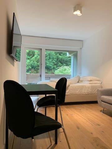 New & Modern Studio - Central Geneva