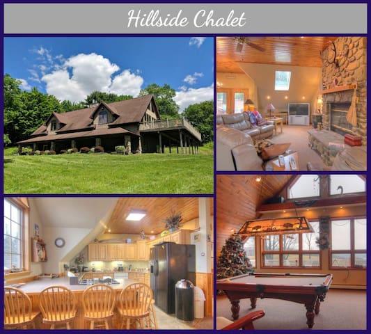 Hillside Chalet