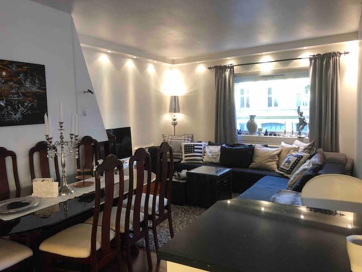 City apartment  Sentralt rom på Oslo Vest.