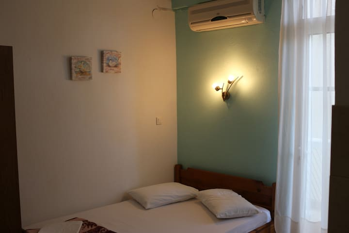 Paralia ,Katerini, GR, Studio with a Double Bed