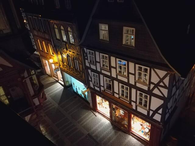 Helle Wohnung im Herzen der Marburger Oberstadt