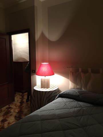 Camera singola/doppia con letto matrimoniale
