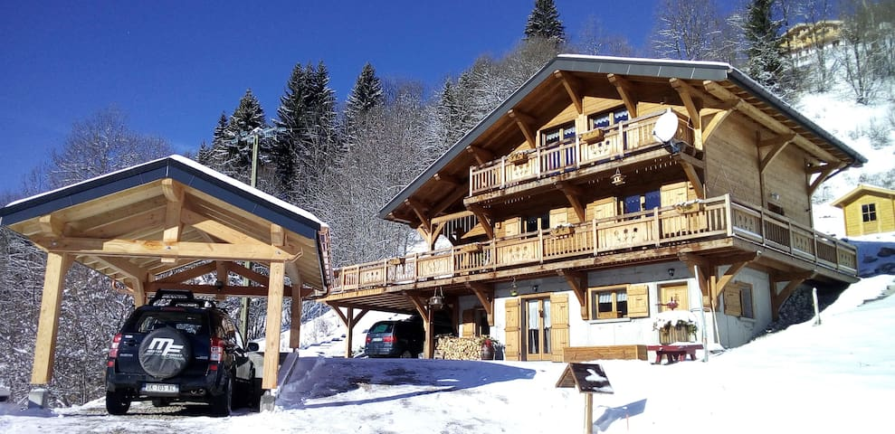 Appartment near Morzine