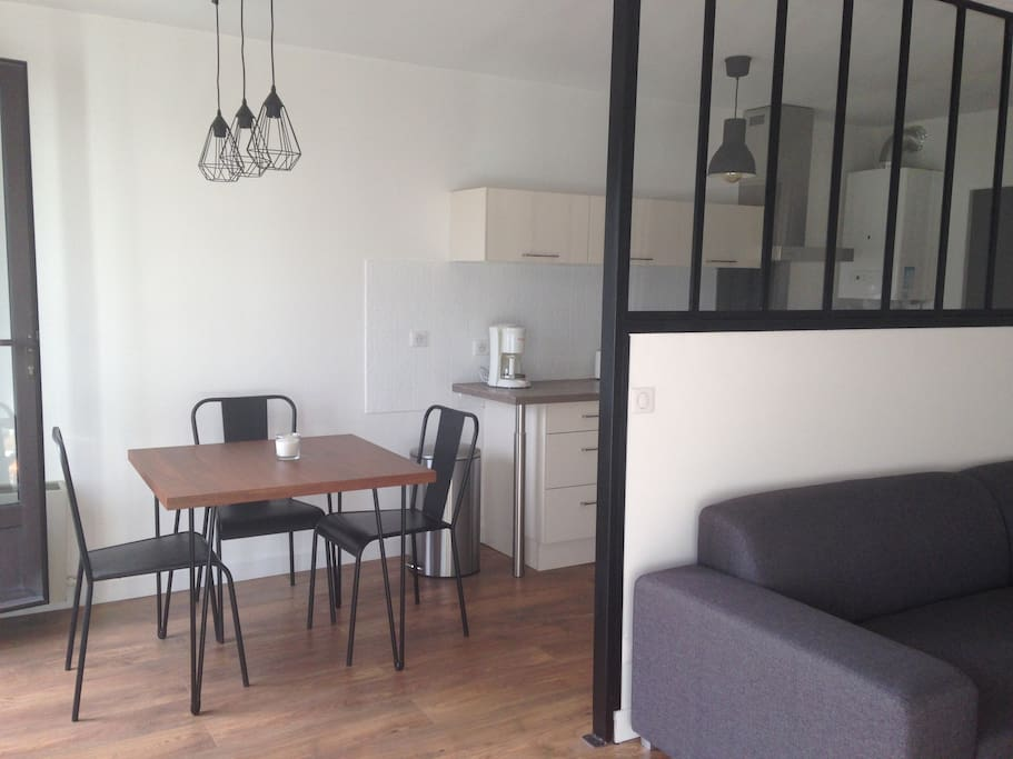 Charmant appartement 52 m style industriel anglet - Appartement style industriel ...