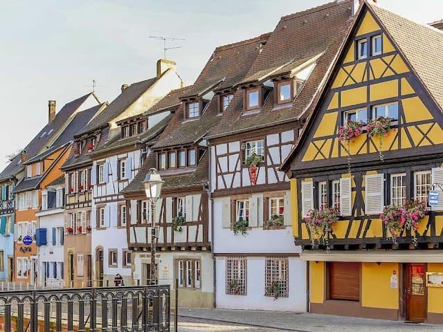 Agréable F2 COLMAR  vieille ville - Colmar - Daire