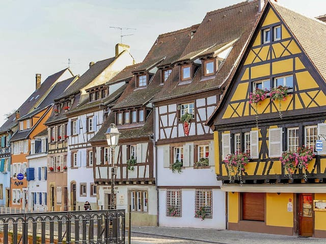 Agréable F2 COLMAR  vieille ville - Colmar - Apartment