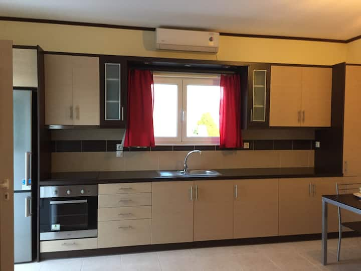 Cavo Plako  One bedroom big apartment shared pool