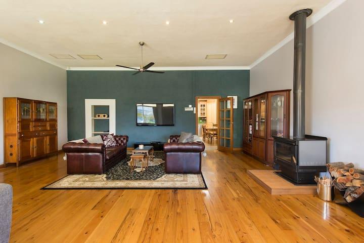SINKINSON HOUSE, Adelaide Hills SA