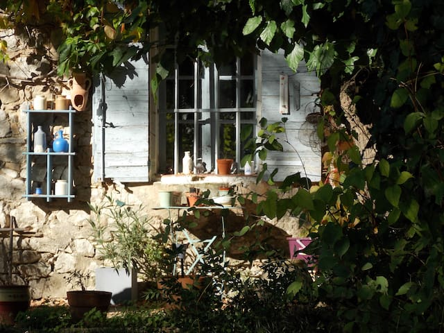 Traditional house in Provence - Rousset