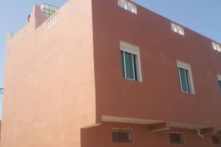 Belle maison pour les vacances - Sidi R'bat