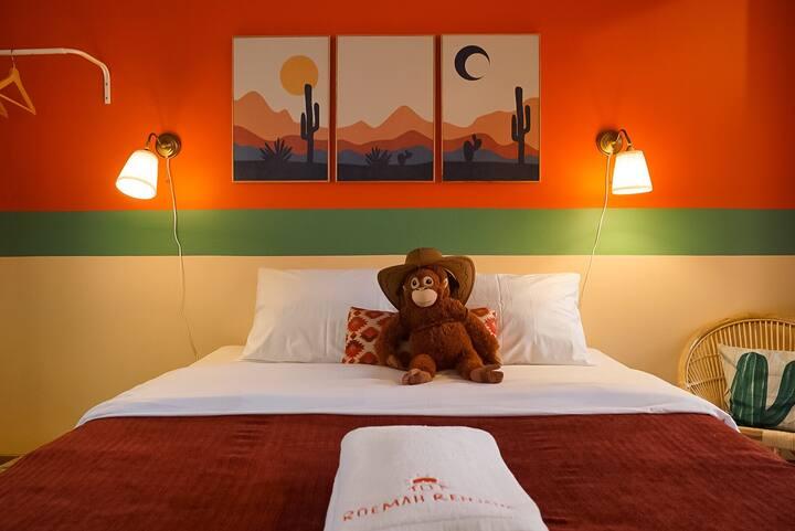 Canyon Room - Roemah Renjana Bandung
