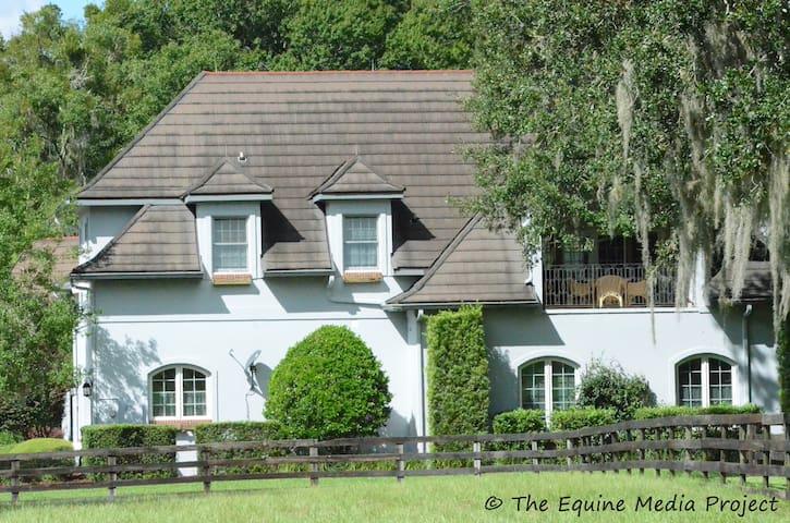 Fox Heaven at Fox Grove Farm - Ocala - Casa