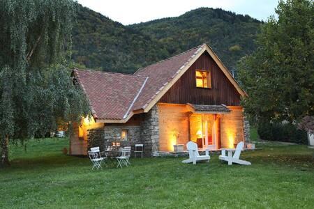 Chalet La Longere de Treffort - Treffort - Hytte (i sveitsisk stil)
