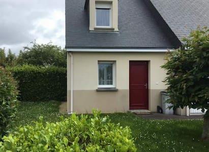Maison proche de Dinard / St-Malo - Rumah
