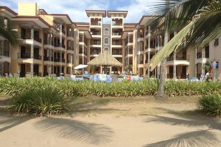 Luxury Beach front condo