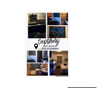 Beach Apartments BLUE @ GGH @t La Parguera