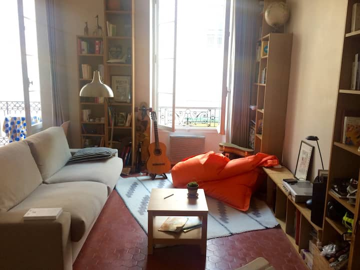 Comfy studio in the heart of Nice