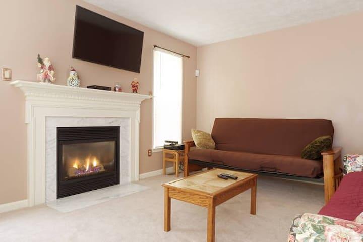Comfy Bed With Free Breakfast - Laurel - Huis