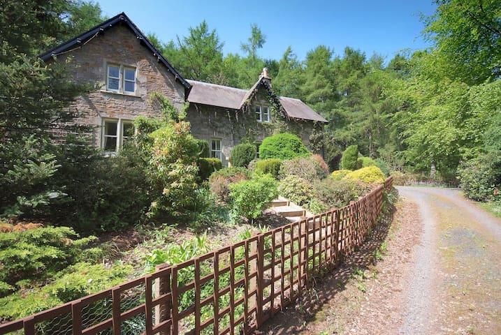 Branxholm Knowe - country house - Scottish Borders - House