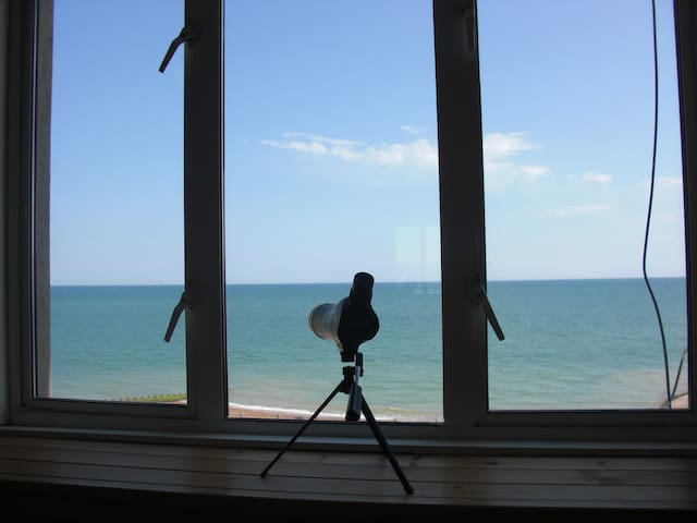 Beautiful seafront apartment - Hastings - Appartement