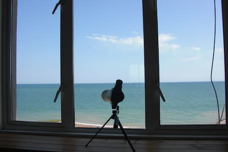 Beautiful seafront apartment - Hastings - Departamento