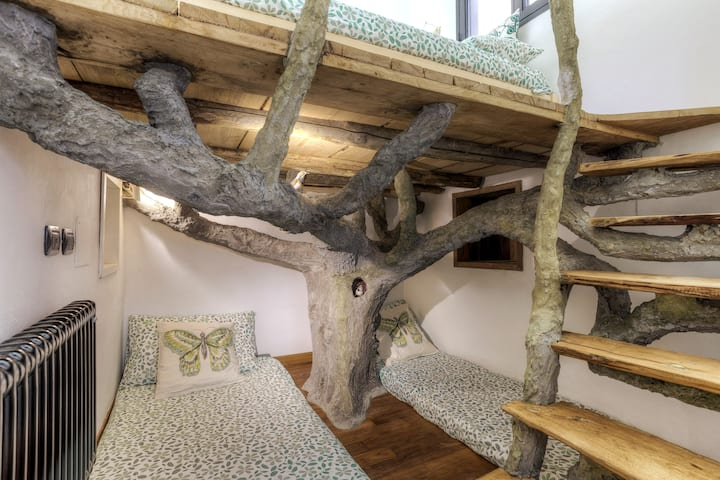 Treehouse Room - Villino Careggi