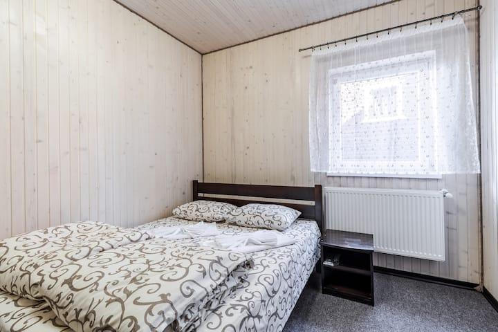 Уютный номер в отеле Марина
