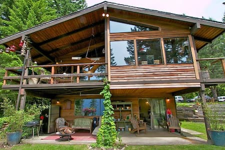 Huge View home in Columbia Gorge - Stevenson