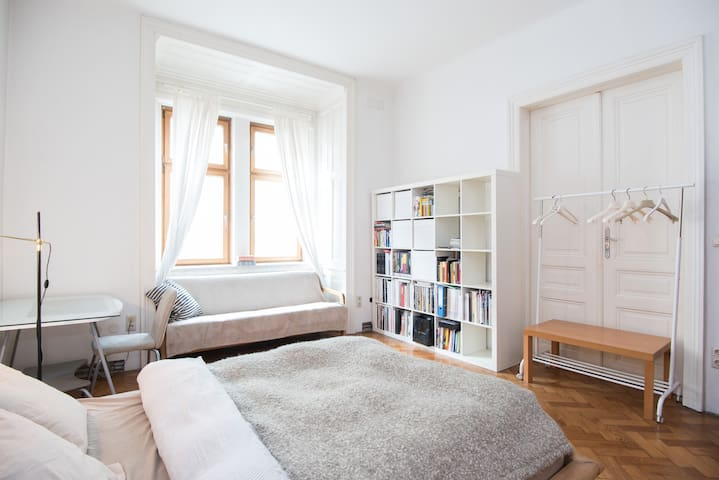 Cosy home in Vienna center